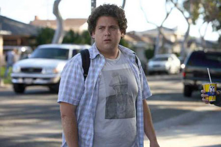 Seth Is Superbad