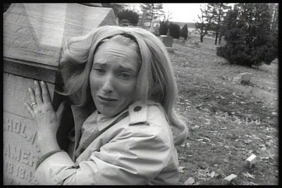 Barbara from Night of the Living Dead