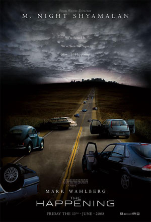 M. Night Shyamalan The Happening
