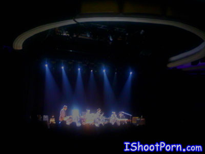 Bob Dylan Hollywood Palladium show October 13 2009