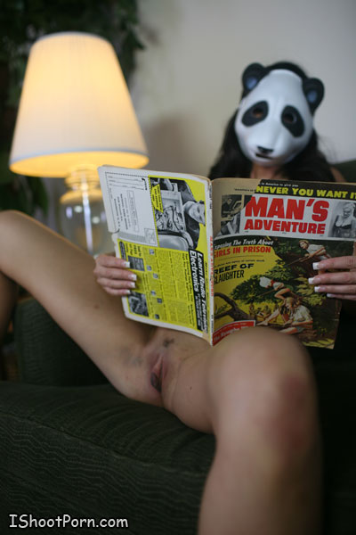 panda porn movies. This entry was posted in The Girl in a Panda Mask by .