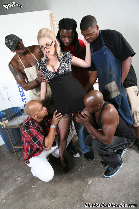 Katie Kox interracial sex movies