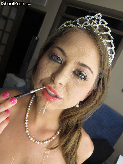riley reid princess blowjob pov