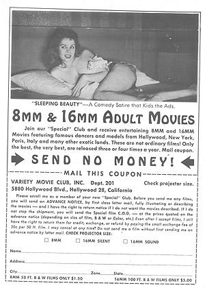 vintage adult ad